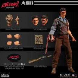 EVIL DEAD 2 - ASH CLOTH ACTION FIGURE