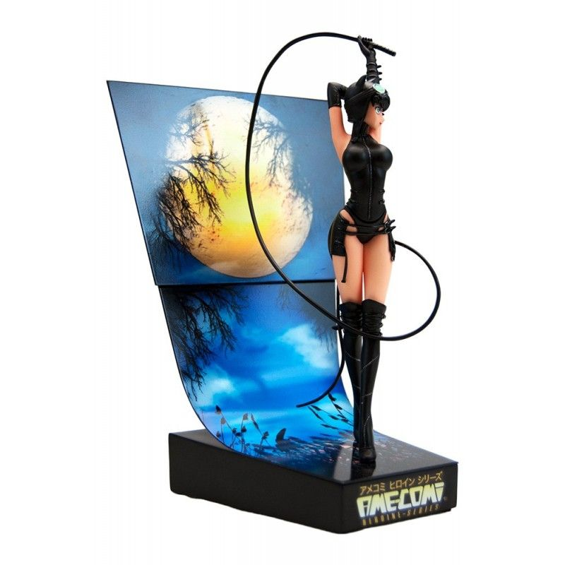 FACTORY ENTERTAINMENT AME-COMI HEROINE SERIES - CATWOMAN RESIN STATUE 25CM FIGURE