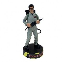 GHOSTBUSTERS - EGON SPENGLER DELUXE TALKING STATUE FIGURE
