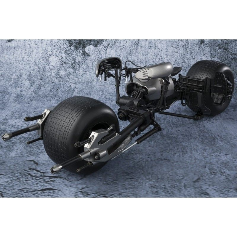 BANDAI BATMAN THE DARK KNIGHT - BATPOD ACTION FIGURE S.H. FIGUARTS