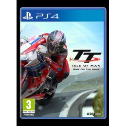 TT ISLE OF MAN PS4 PLAYSTATION 4 NUOVO ITALIANO