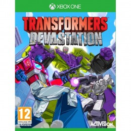 TRANSFORMERS DEVASTATION XBOX ONE USATO