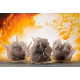 AVENGERS INFINITY WAR - CAPTAIN AMERICA + TAMASHII EFFECT EXPLOSION S.H. FIGUARTS ACTION FIGURE
