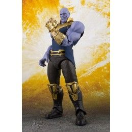 AVENGERS INFINITY WAR - THANOS S.H. FIGUARTS ACTION FIGURE
