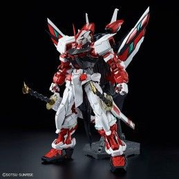 PERFECT GRADE PG - GUNDAM ASTRAY RED FRAME MODEL KIT 1/60 ACTION FIGURE