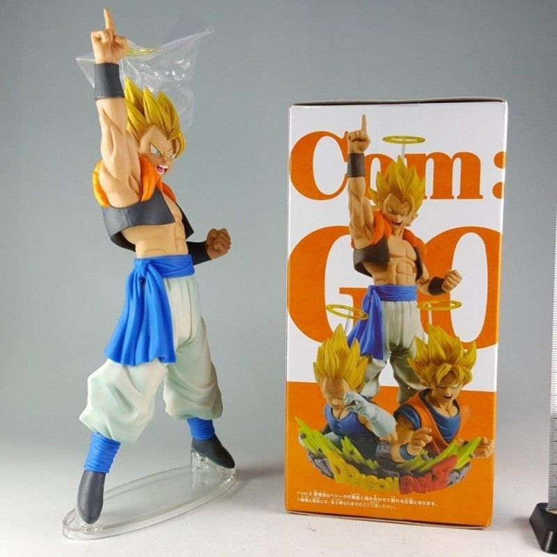 DRAGON BALL Z FIGURATION SUPER SAIYAN GOGETA STATUE BANPRESTO