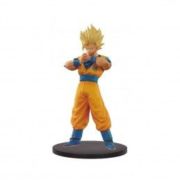 BANPRESTO DRAGON BALL DXF THE SUPER WARRIORS VOL.5 SUPER SAIYAN 2 GOKU STATUE