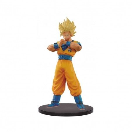 DRAGON BALL DXF THE SUPER WARRIORS VOL.5 SUPER SAIYAN 2 GOKU STATUE