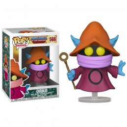 FUNKO POP! MASTERS OF THE UNIVERSE - ORKO BOBBLE HEAD KNOCKER FIGURE