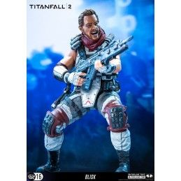 MC FARLANE TITANFALL 2 - BLISK COLOR TOPS ACTION FIGURE