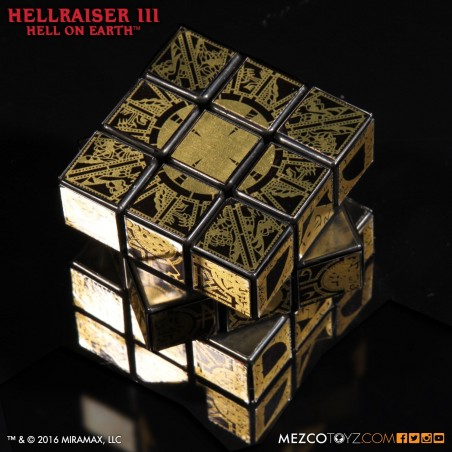 HELLRAISER 3 HELL ON EARTH LAMENT CONFIGURATION PUZZLE CUBO DI RUBIK