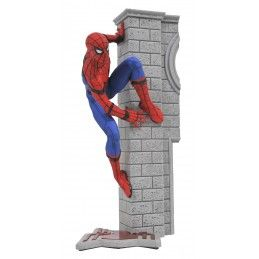 MARVEL GALLERY SPIDER-MAN HOMECOMING 30CM FIGURE STATUE DIAMOND SELECT