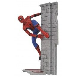 DIAMOND SELECT MARVEL GALLERY SPIDER-MAN HOMECOMING 30CM FIGURE STATUE