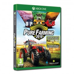 PURE FARMING 2018 XONE XBOX ONE NUOVO ITALIANO