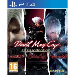 DEVIL MAY CRY HD COLLECTION PS4 PLAYSTATION 4 NUOVO ITALIANO