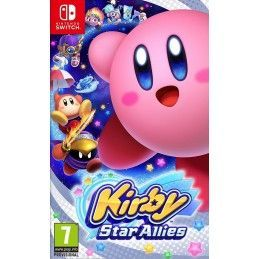 NINTENDO KIRBY STAR ALLIES SWITCH NUOVO