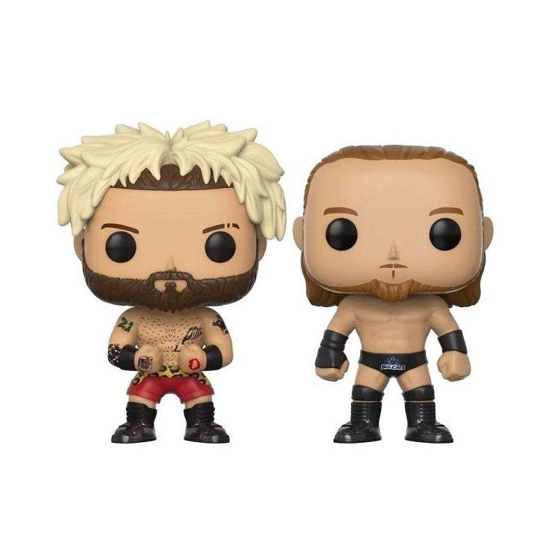 FUNKO POP! WWE - ENZO AMORE AND BIG CASS 2-PACK BOBBLE HEAD KNOCKER