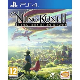 NI NO KUNI 2 PS4 PLAYSTATION 4 NUOVO ITALIANO