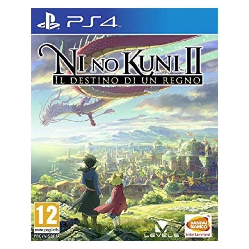 NI NO KUNI 2 PS4 PLAYSTATION 4 NUOVO ITALIANO