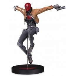 DC DESIGNER SERIES RED HOOD BY ROCAFORT 30CM RESIN STATUE FIGURE