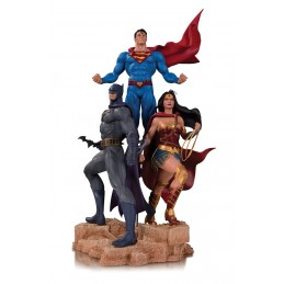 DC DESIGNER SERIES THE TRINITY BY JASON FABOK 48CM RESIN STATUE FIGURE