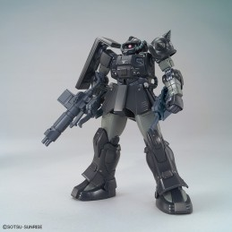 HIGH GRADE HG GUNDAM ACT ZAKU KYCILIA FORCES YMS-11 1/144 MODEL KIT
