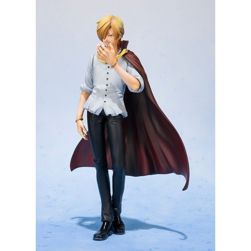 BANDAI ONE PIECE - SANJI WHOLE CAKE ISLAND FIGUARTS ZERO FIGURE