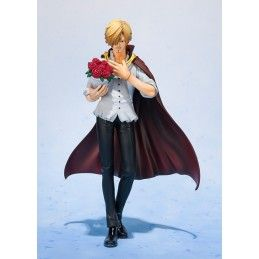 ONE PIECE - SANJI WHOLE CAKE ISLAND FIGUARTS ZERO FIGURE BANDAI
