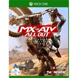MX VS ATV ALL OUT XBOX ONE NUOVO ITALIANO