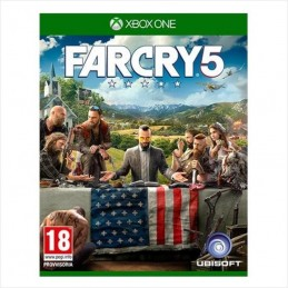 FAR CRY 5 XBOX ONE NUOVO ITALIANO