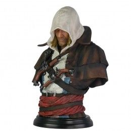 ASSASSIN'S CREED - EDWARD KENWAY BUST FIGURE STATUA BUSTO UBISOFT