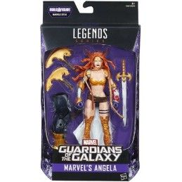 HASBRO MARVEL LEGENDS SERIES MARVEL'S TITUS - ANGELA ACTION FIGURE
