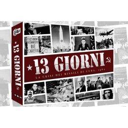 13 GIORNI LA CRISI DEI MISSILI DI CUBA 1962 - GIOCO DA TAVOLO ITALIANO