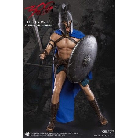 300 RISE OF THE EMPIRE - THEMISTOKLES 30 CM ACTION FIGURE