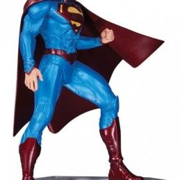 DC COMICS SUPERMAN THE MAN OF STEEL BY CULLY HAMNER STATUE