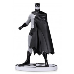 DC COMICS BATMAN BLACK AND WHITE BY DARWYN COOKE STATUE DC COLLECTIBLES