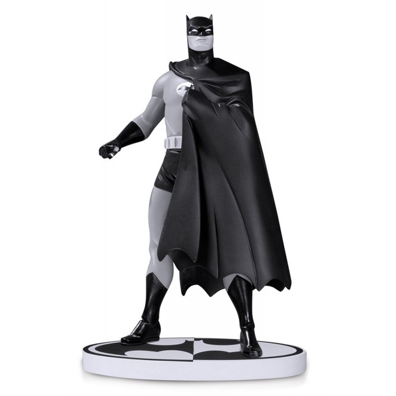 DC COLLECTIBLES DC COMICS BATMAN BLACK AND WHITE BY DARWYN COOKE STATUE