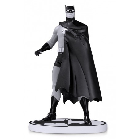 DC COMICS BATMAN BLACK AND WHITE BY DARWYN COOKE STATUE