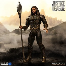 DC COMICS JUSTICE LEAGUE AQUAMAN CLOTH ONE:12 ACTION FIGURE