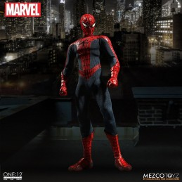 MARVEL CLASSIC SPIDER-MAN CLOTH ONE:12 ACTION FIGURE