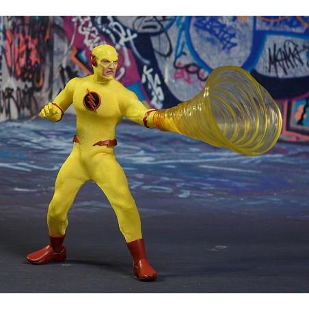 DC COMICS REVERSE FLASH ZOOM CLOTH ONE:12 ACTION FIGURE