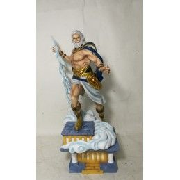 FANTASY FIGURE GALLERY - ZEUS BY WEI HO RESIN STATUE 40 CM FIGURE