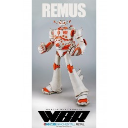 WORLD BEST ROBOT REMUS 63 CM ACTION FIGURE THREE A