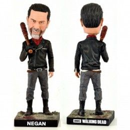 THE WALKING DEAD - NEGAN HEADKNOCKER BOBBLE HEAD ACTION FIGURE ROYAL BOBBLES