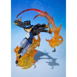 ONE PIECE - SABO FIRE FIST FIGUARTS ZERO FIGURE
