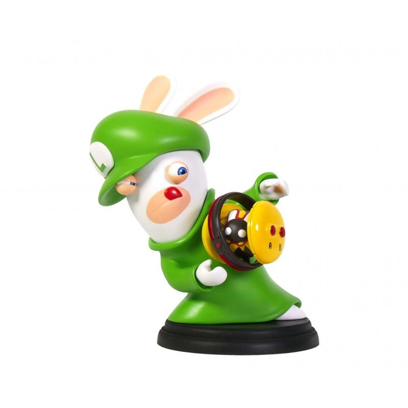 MARIO + RABBIDS KINGDOM BATTLE - RABBID LUIGI FIGURE UBISOFT