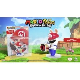MARIO + RABBIDS KINGDOM BATTLE - RABBID MARIO FIGURE UBISOFT