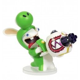 UBISOFT MARIO + RABBIDS KINGDOM BATTLE - RABBID YOSHI FIGURE