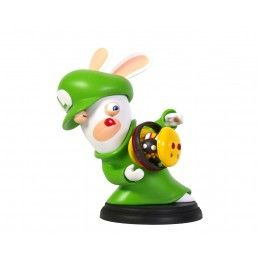 UBISOFT MARIO + RABBIDS KINGDOM BATTLE - RABBID LUIGI 15CM FIGURE