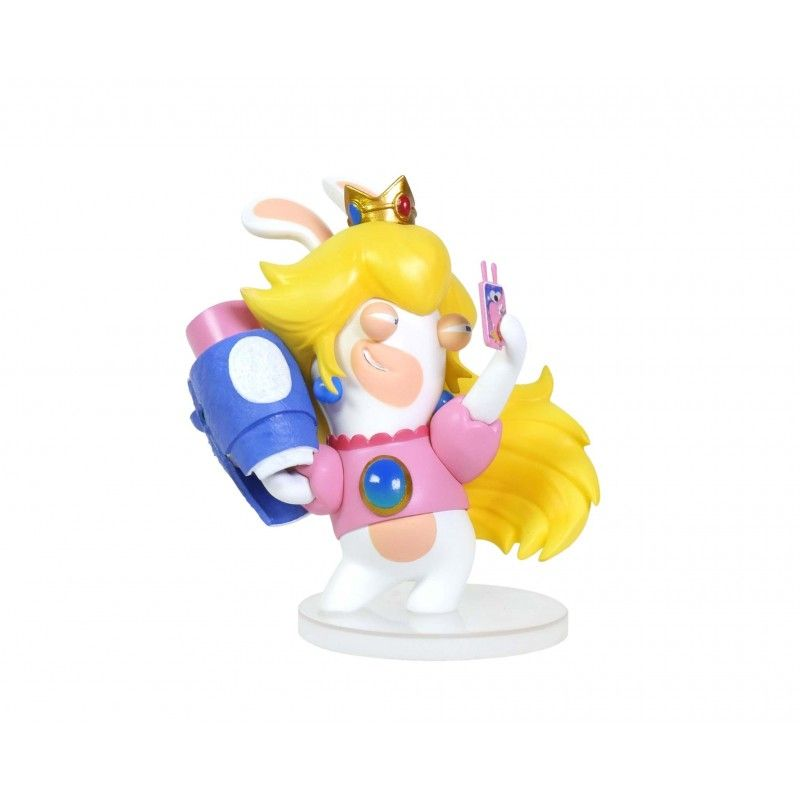 MARIO + RABBIDS KINGDOM BATTLE - RABBID PEACH 15 CM FIGURE UBISOFT
